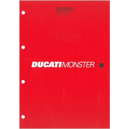 Monster 900ie 2002 - Manuel Atelier Ducati