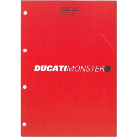 Monster 1000 2003 - Manuel Atelier Ducati