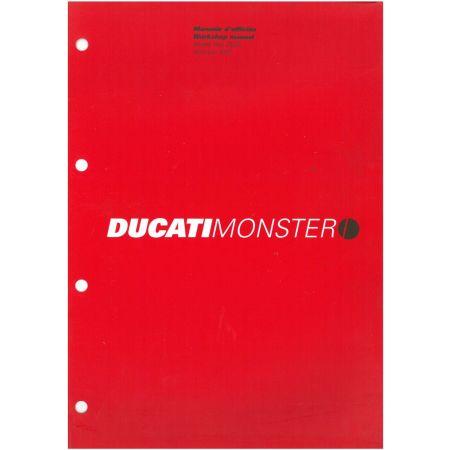 Monster S2R 2005 - Manuel Atelier Ducati