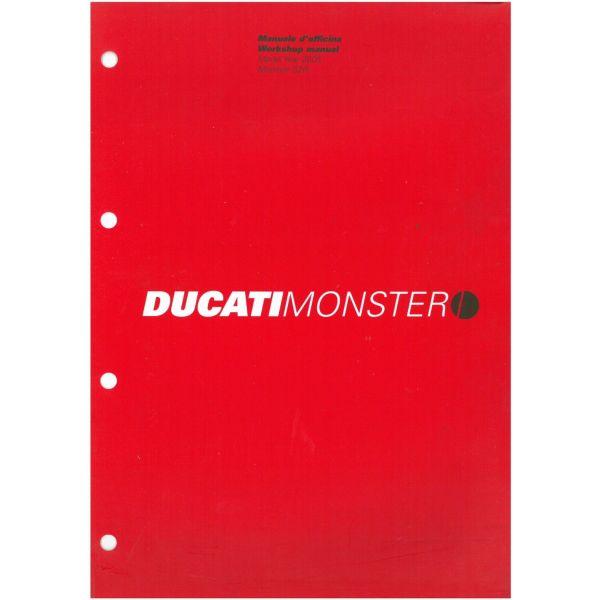 Ducati Monster  Workshop Manual Free