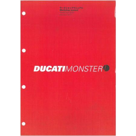 Monster S4R 2004 - Manuel Atelier Ducati