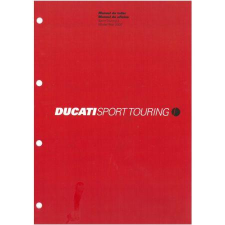 Sport Touring 4 2000 - Manuel Atelier Ducati