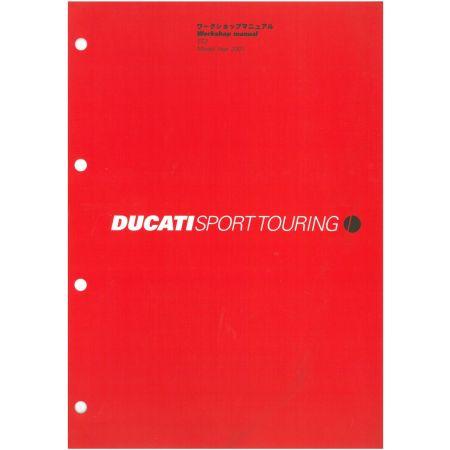 Sport Touring ST2 2001 - Manuel Atelier Ducati