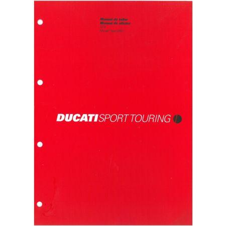 Sport Touring ST4 2001 - Manuel Atelier Ducati