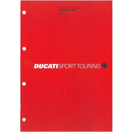 Sport Touring ST4 2002 - Manuel Atelier Ducati