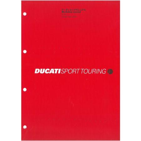 Sport Touring ST4S 2001 - Manuel Atelier Ducati