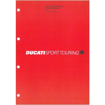 Sport Touring ST2 2003 - Manuel Atelier Ducati