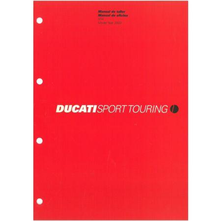 Sport Touring ST4 2003 - Manuel Atelier Ducati