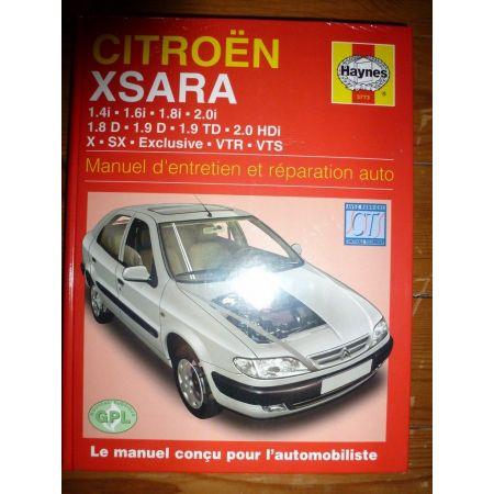 Xsara 97-00 Revue Technique Haynes Citroen