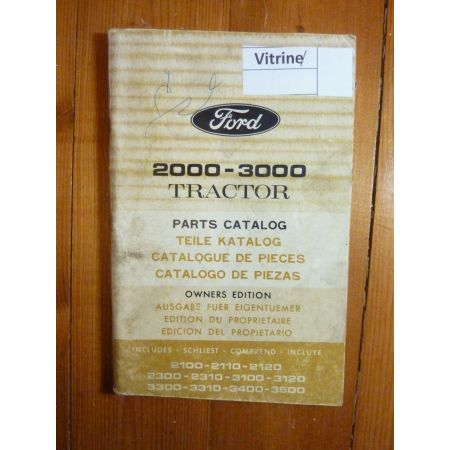 2000-3000 Catalogue Ford