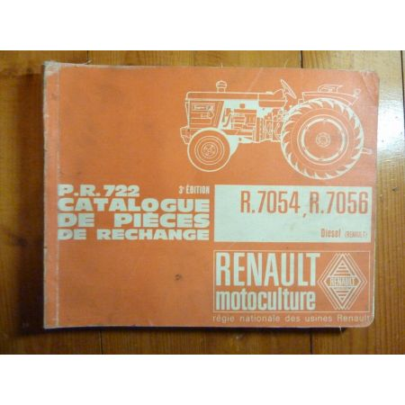 PR722 Catalogue Renault