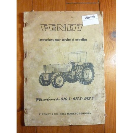 Favorit 600 Manuel Fendt
