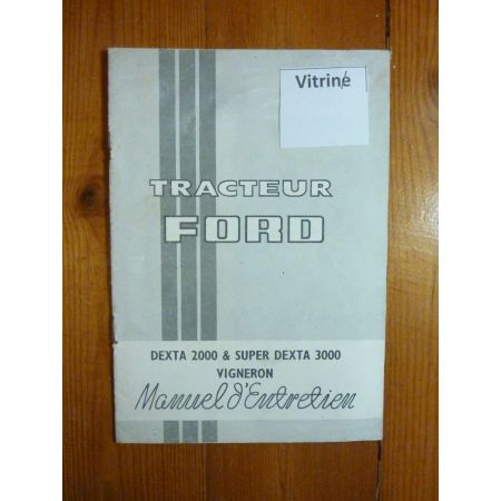 Dexta Vigneron Manuel Ford