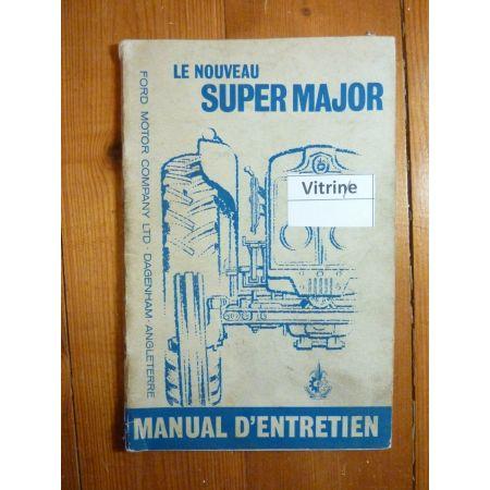 Super Major Manuel Ford