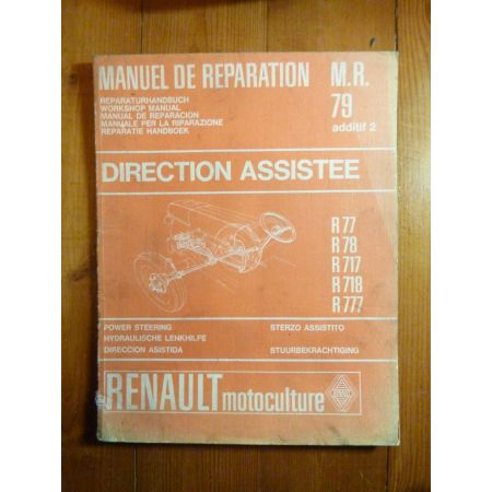 MR79 AD2 Manuel Renault