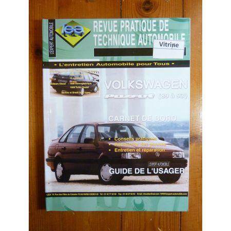 Passat 89-93 Revue Technique VW