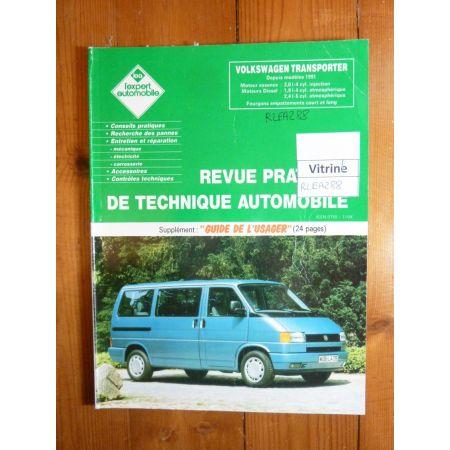 Transporter 91- Revue Technique VW
