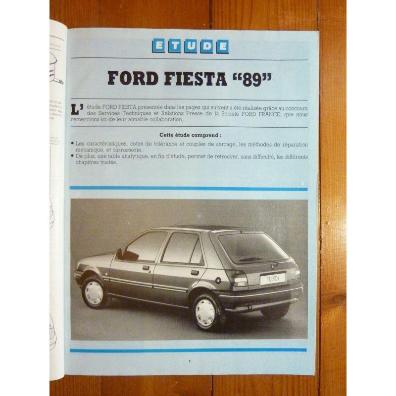lea revues techniques ford fiesta depuis 1989 essence et. Black Bedroom Furniture Sets. Home Design Ideas