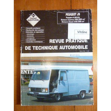 J9 Revue Technique Peugeot