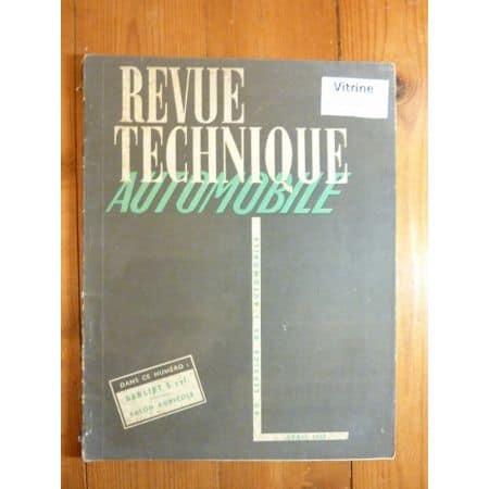 5 Cyl Revue Technique PL Berliet