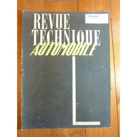 201 Revue Technique Peugeot