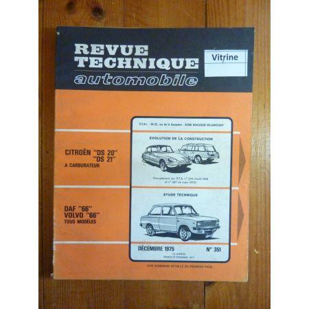 66 Revue Technique Daf Volvo