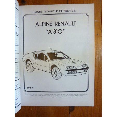 A310 Revue Technique Alpine