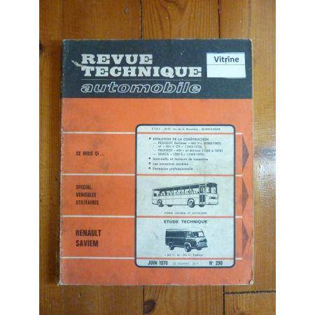 SG2 SG4 Ess Revue Technique Renault