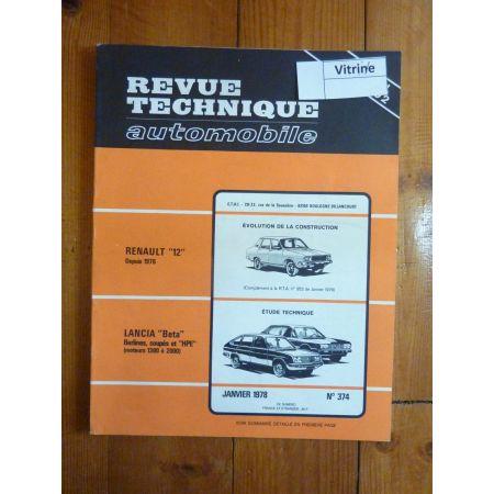 Beta Revue Technique Lancia