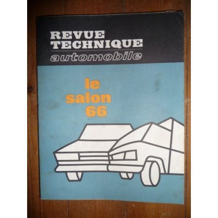 Salon 1966 Revue Technique