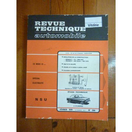 4 Cyl Revue Technique Nsu