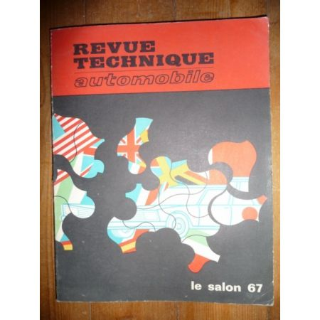 Salon 1967 Revue Technique