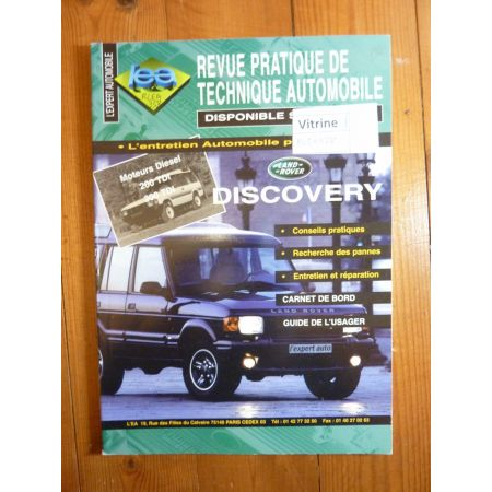 discovery Revue Technique Land Rover