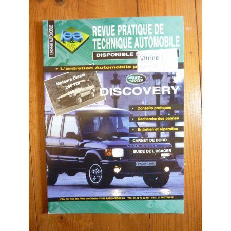 discovery Revue Technique Land Rover