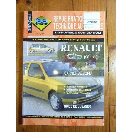Clio 98- Revue Technique Renault