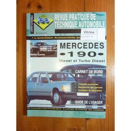 190D TD Revue Technique Mercedes