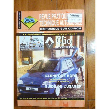 Clio 93-98 Revue Technique Renault