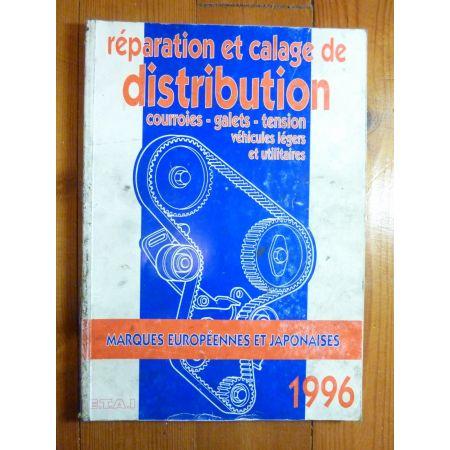 Calage Distri 1996 Revue Technique