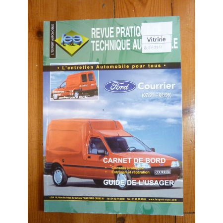 Courrier 91-96 Revue Technique Ford