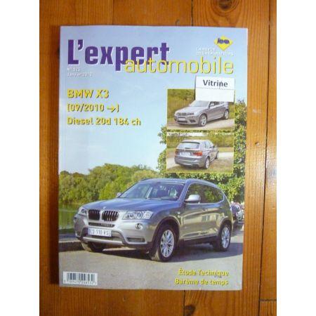 X3 Die 10- Revue Technique BMW
