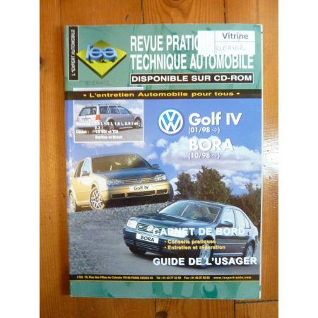 Golf Bora 98- Revue Technique VW