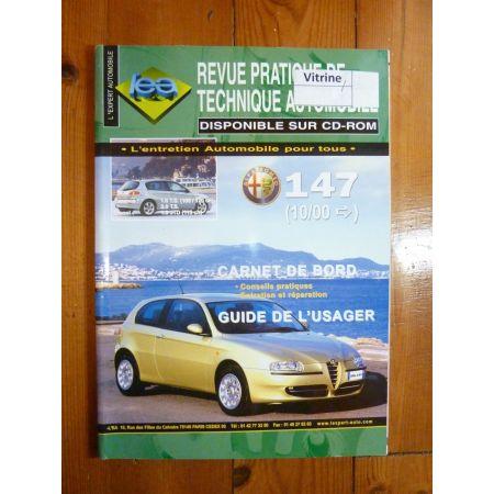 147 00- Revue Technique Alfa Romeo