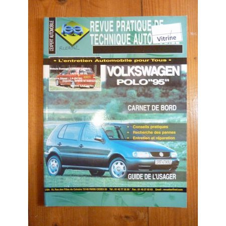 Polo 95 Revue Technique VW Volkswagen
