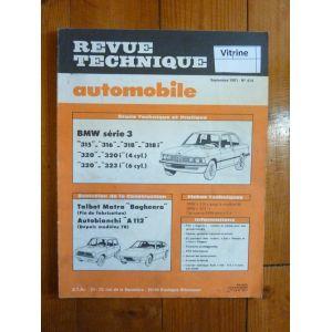 rta revues techniques bmw serie 3 315 316 318 318i 320 320i 320i 4 cyl 320 et 323i 6 cyl. Black Bedroom Furniture Sets. Home Design Ideas