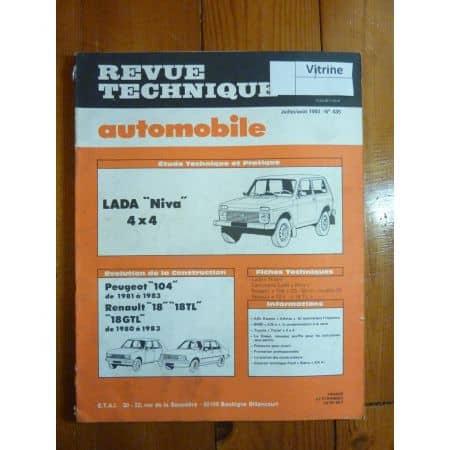 NIVA Revue Technique Lada