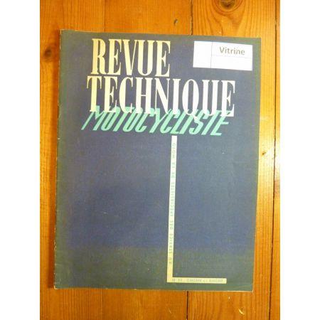 Velomoteur R. Revue Technique moto Gnome Rhone