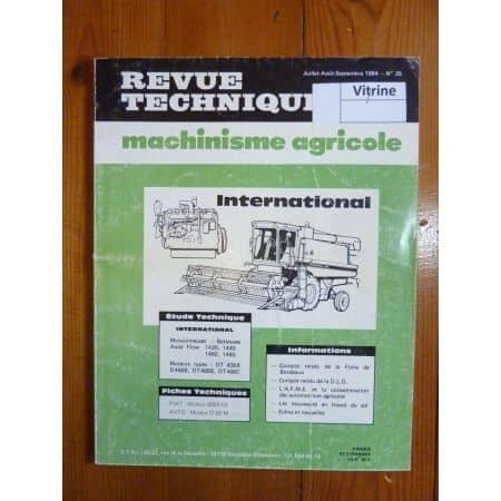 1420 1440 1460 1480 Revue Technique Agricole IH