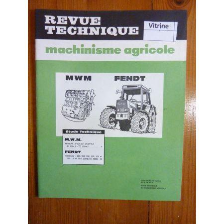 303 309 Revue Technique Agricole Fendt