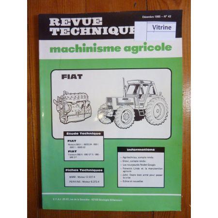 880 980 Revue Technique Agricole Fiat Someca
