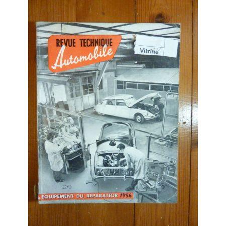 Equipement réparateur 1956